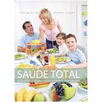 Livro Saúde Total - Original - Frete Grátis Pronta Entrega