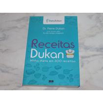 Livro:receitas Dukan - Dr.pierre Dukan - Usado