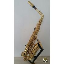 Sax Alto Yamaha Yas 62 Semi Novo 6 Meses De Uso Conservado