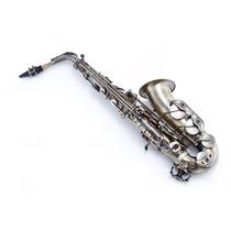 Sax Alto Em Mi Bemol Laqueado Vintage Wsa Ol - Waldman