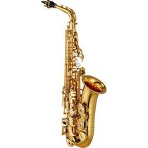 Sax Alto Yamaha Yas480 Na Cheiro De Música Loja Autorizada