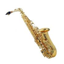 Saxofone Sax Alto Opus - Grátis Capa Bag Extra Luxo