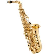 Saxofone Alto Sax Jupiter Jas567 Gl Laqueado Eb C/ Case