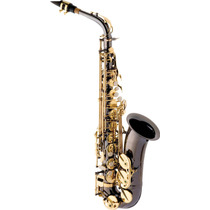 Eagle Sa500bg Saxofone Alto Em Mib Cor Preto - Frete Grátis