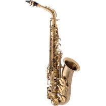 Frete Grátis - Eagle Sa500vg Saxofone Alto Acab. Envelhecido
