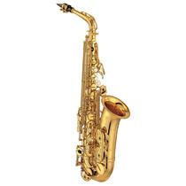 Sax Alto Yamaha Yas62 ( Nota Fiscal E Garantia )