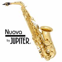 Saxofone Alto Nuova By Jupiter Eb
