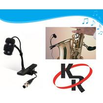 Microfone Saxofone Microfone Modelo Akg