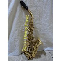 Sax Soprano Curvo Hoyden Hss 25 L