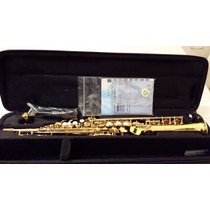 Sax Soprano Yamaha Yss 475 Ii - Made In Japan Novo