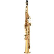 Sax Soprano Yamaha Yss475ii C/ Case Na Cheiro De Música !!