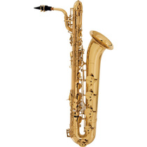 Saxofone Barítono Em Mib Laqueado Eagle Sb506 Liquida
