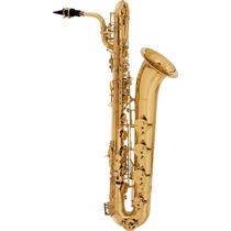Frete Grátis - Eagle Sb506 Saxofone Barítono Em Mib Laqueado