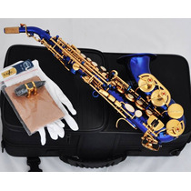 Sax Soprano / Sopranino Azul