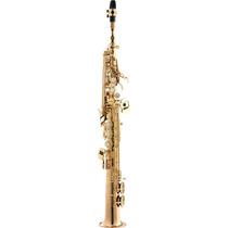 Saxofone Soprano Prof Bronze C Laquer Eagle Spx512