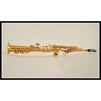 Sax Soprano Yamaha Yss 82z-aceito Troca