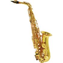 Saxofone Soprano Tjs6438 1l Shelter Novo Original Nfe