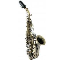 Sax Soprano Curvo Envelhecido Holden