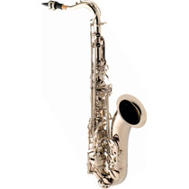 Eagle St503n Saxofone Tenor Em Sib Niquelado - Frete Grátis