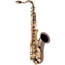 Eagle St503bg Saxofone Tenor Preto C/ Dourado - Frete Grátis