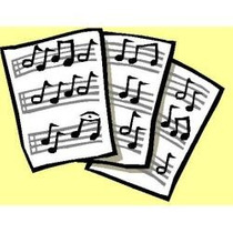 200 Partituras Sax Soprano Gospel - Só As Partituras