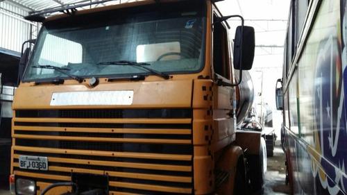 Scania 112-320-6x4 Ano 1991/1992 Pronta P/trabalhar