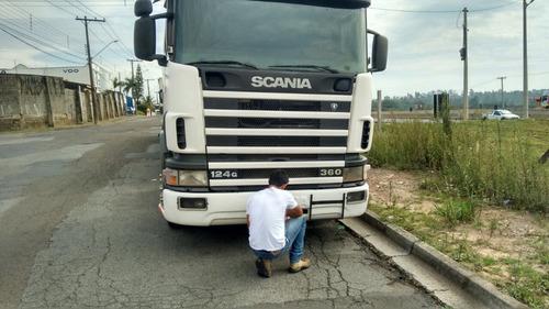 Scania 124 360 1998 6x2