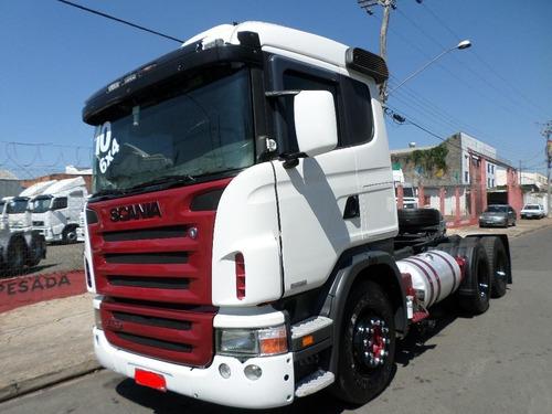 Scania G 420 6x4 2010 Traçado Bug Leve Scania 440 480 Fh