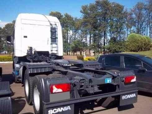 Scania R420 Highline 2012 Entrada R$ 35.000,00 + Parcelas