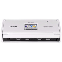 Scanner De Mesa Brother Ads 1500w Duplex - Rede - Wi-fi