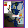 Patinet Infantil Toy Story 3 Rodas Disney Scooters Luz/mus