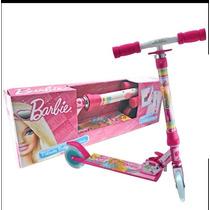 Patinete Infantil Barbie