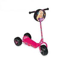 Patinete - Barbie - Lancamento - Bandeirante