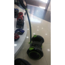 Scooter Diciclo Tipo Segway Q6 Com Caixa Som Bluetooth Delet