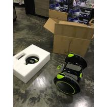 Tipo Segway Smart Balance Wheel Q6 - Caixa De Som Bluetooth