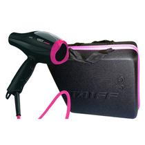 Secador Profissional 2100w Íons - Titanium Rosa Pink - Taiff