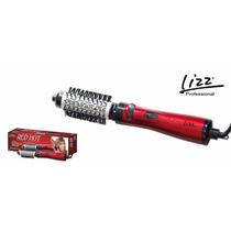 Escova Rotativa Lizz Red Hot 800watts 110v