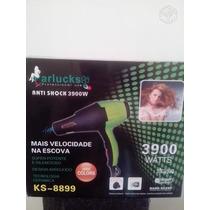 Secador De Cabelo Parlucks De 3900 Wats Novo Sem Uso