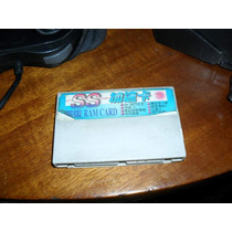 Cartucho De 1 Ram Para Rodar Jogos De Neo Geo No Saturn