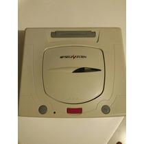 Sega Saturn Original Branco Funcionando