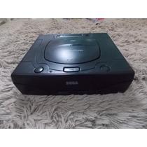 Sega Saturn Somente O Console Tectoy - Leia O Anúncio