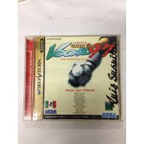 Cd De Sega Seturn Original Victory Goal 97