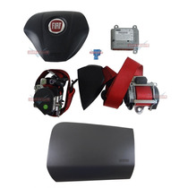 Kit Air Bag Bolsas Modulo Cinto Fiat Punto Linea Sporting 08