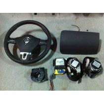 Kit Air Bag Fox 2014 Com Controles De Som