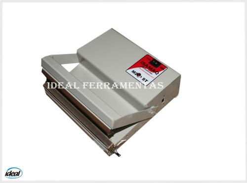 Seladora P/ Plástico 20cm 110/220v C/ Garantia Grátis Refil