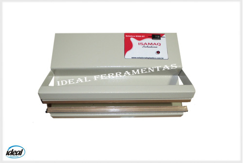 Seladora P/ Plástico 30cm 110/220v C/ Garantia Grátis Refil