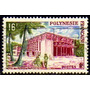 Col 02275 Polinésia Francesa 14 Agência Dos Correios U