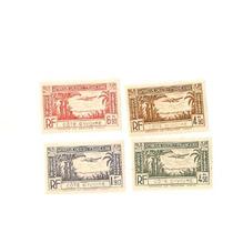 20 - Africa Ocidental 4 Selos, Aereo - Mint - Ver Fotos!