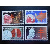 R. Koch, Bacilo Tbc, Microscópio, Rwanda 1982