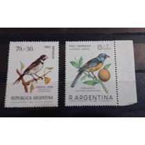 C90 - Passaros, Fauna, Aves, Argentina, Nnn